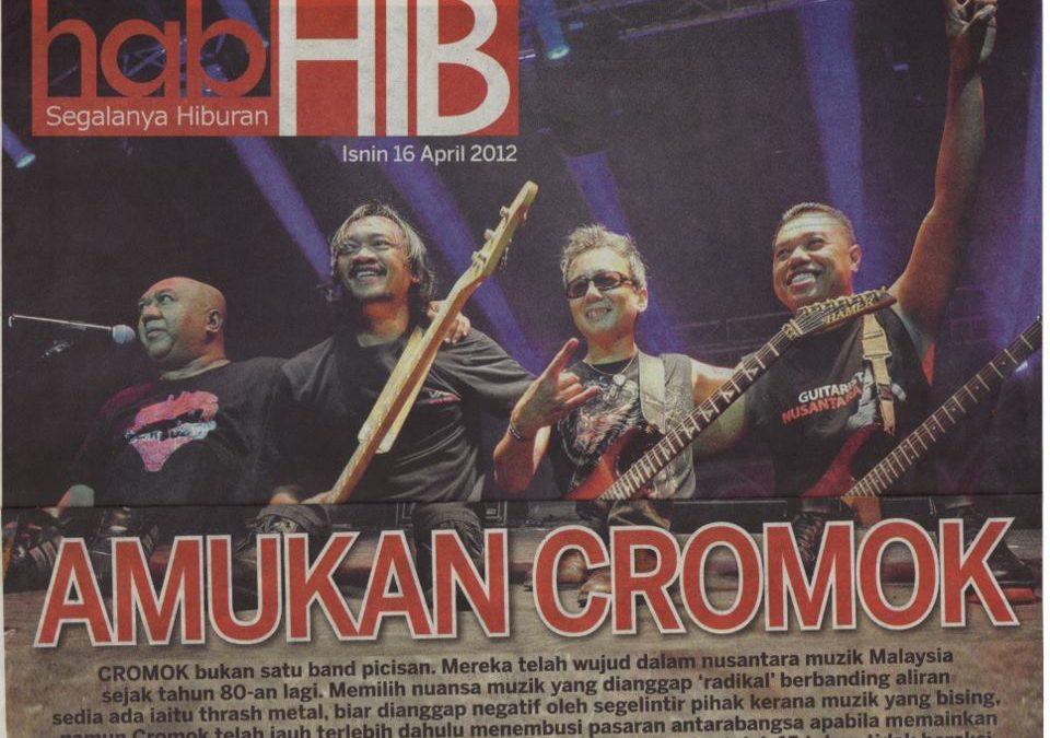 Hab Hib: Amukan Cromok